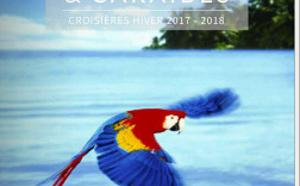 Ponant publie un carnet spécial pour ses croisières en Amérique Latine et aux Caraïbes