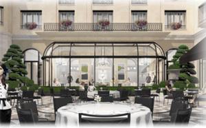 Paris: hotel Four Seasons George V opens new restaurant