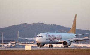Pegasus Airlines : 9,28 millions de passagers (+13,5 %) de janvier à mai 2016