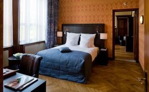 Amsterdam : le Grand Hotel Amrâth ouvre 10 nouvelles suites