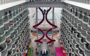 Royal Caribbean : découvrez l'Harmony of the Seas en images !