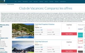 EasyVoyage propose désormais un comparateur de clubs