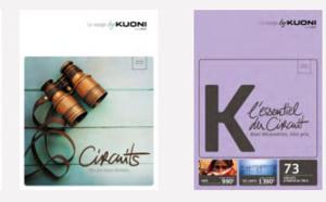 Kuoni France : toutes les brochures 2017 sont en agences de voyages