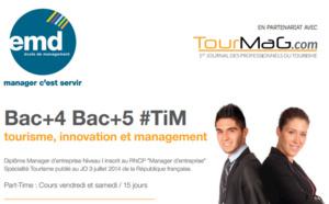 Nouveau Diplôme #TiM : Portes ouvertes samedi 9 juillet 2016 à l'EMD à Marseille