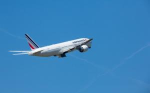 """Air France : """"Avec le vol Paris-Orly vers New York-JFK, notre but est d'avoir un minimum de 80% de taux de remplissage"""""""