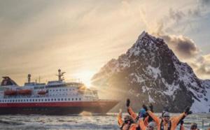 Hurtigruten : la brochure 2017/2018 éditée à 50 000 exemplaires