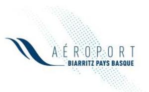 Grève DGAC : 6 vols annulés à l'aéroport Biarritz Pays Basque