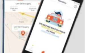 Tripndrive lance son application mobile