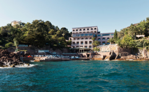 Miramar Beach Hotel & Spa (Théoule-sur-Mer) : French Riviera's little oasis