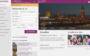 NDC : Resaneo branche le Groupe Lufthansa en direct connect