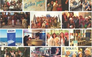 Solea Vacances : 170 agents de voyages rencontrés lors du Tour de France des Solea'Pero