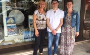 Star Clippers : l'agence de voyages de Trouville-sur-Mer remporte le concours de la plus belle vitrine