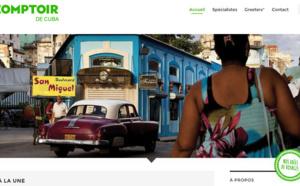 Comptoir de Cuba : Comptoir des Voyages met en ligne son 20e blog destination