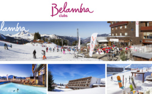 France: Belambra adds 4 hotel-clubs to its Alps offer