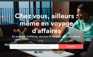 American Express Global Business Travel et Airbnb annoncent leur partenariat