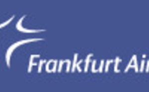 Francfort : 5,5 millions de passagers (-4,1 %) en juin 2016