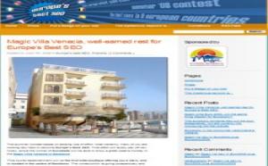 Valence : Magic Costa Blanc Hotels lance un challenge européen sur internet