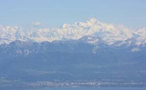 Tour de France - Thonon-les-Bains, une ville de hauts et de bas