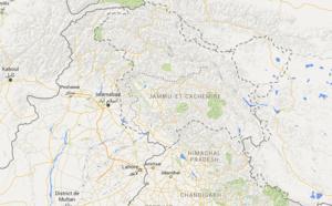 Inde : attention aux violences dans la région du Cachemire