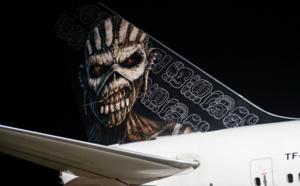 Air Charter Service part en tournée avec Iron Maiden !