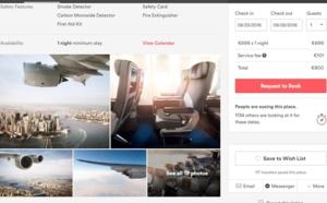 Lufthansa commercialise ses billets sur Airbnb