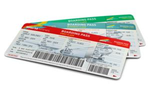 BSP : le prix moyen du billet d'avion ne cesse de dégringoler !