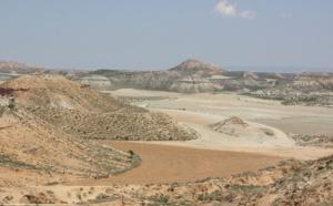 Les Bardenas Reales, un mirage au cœur de l'Espagne du Nord