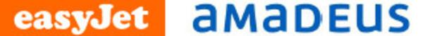 Amadeus et easyJet prolongent leur partenariat