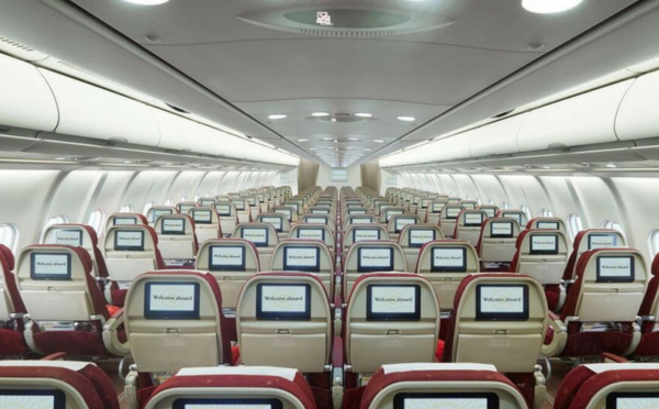 "Jet Airways étend son service ""Seat Select"""