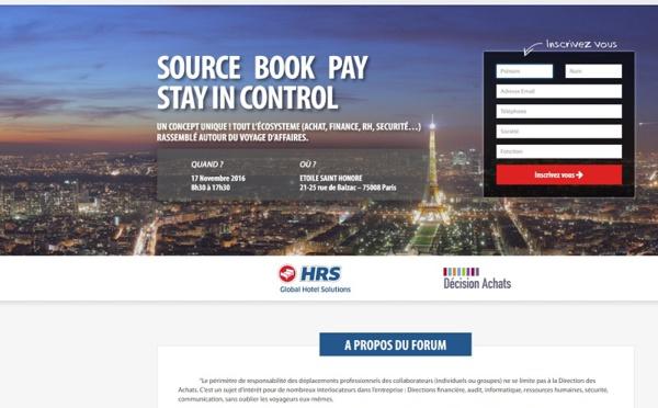 Paris : le Corporate Travel Forum, premier salon dédié à l'hôtellerie d'affaires en France