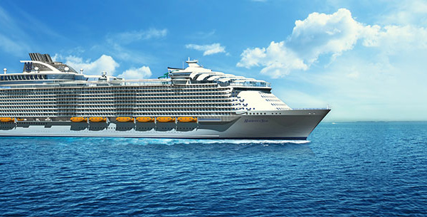 Saint-Nazaire (Loire-Atlantique): discover the construction of cruise ships!