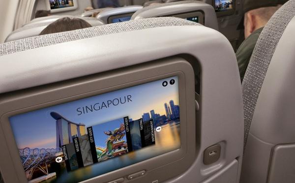 PXCom déploie ses guides touristiques dans les avions chinois