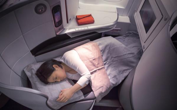 Séoul : Air France met en service ses nouvelles cabines long-courriers
