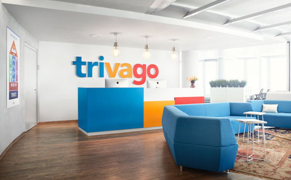 E distribution 1er journal des for Trivago comparateur hotel