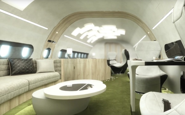 FOCAL accompagne Airbus Corporate Jets pour ses classes affaires