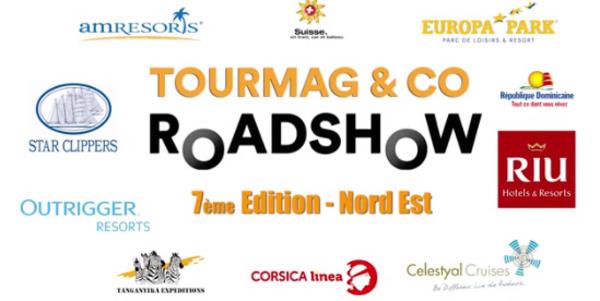 TourMaG & Co Roadshow : une édition unique sur les routes du Nord-Est de la France, de Belgique et du Luxembourg !