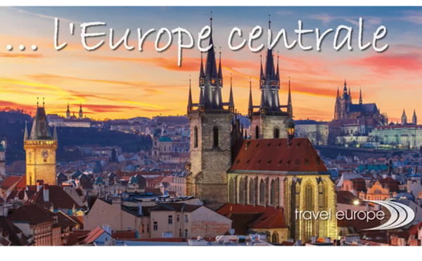 Présentez l'Europe Centrale à vos clients avec la vidéo Travel Europe !