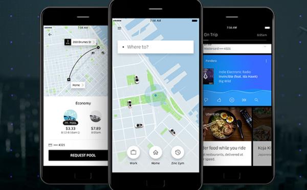 Quand Uber mise sur l'Intelligence Artificielle