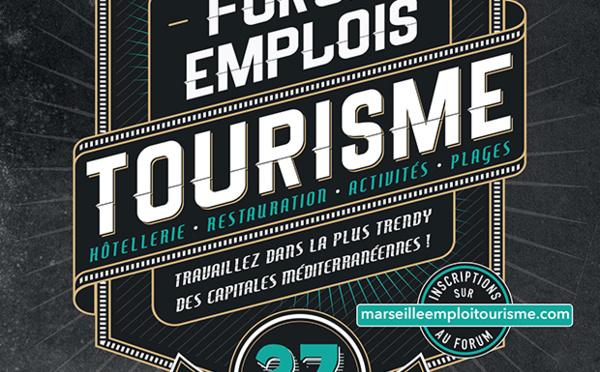 1er Forum Emplois Tourisme : postes saisonniers et à temps complet à pourvoir !