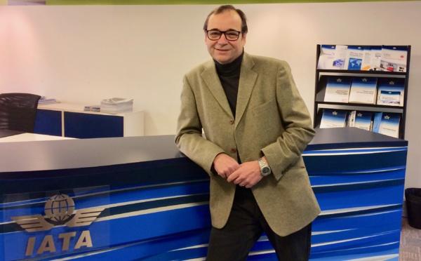 IATA France : départ à la retraite de Jérôme Bonnin, responsable du BSP