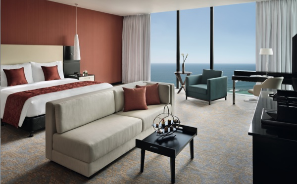 Sri Lanka : Mövenpick Hotel Colombo, 1er cinq étoiles de Colombo, depuis 25 ans...
