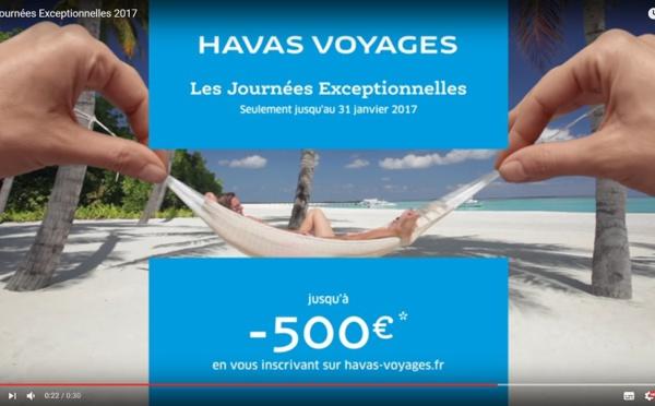Havas Voyages : l'innovation au cœur de la nouvelle campagne publicitaire