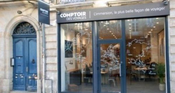 Comptoir des Voyages ouvre sa 13ème agence à Bordeaux