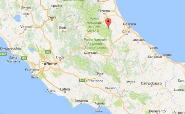 Italie : un hôtel enseveli par une avalanche à Rigopiano