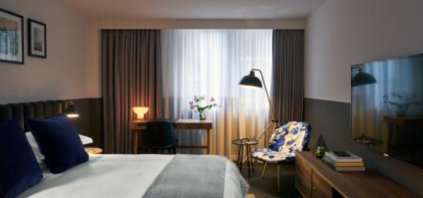 Amsterdam : le premier hôtel Kimpton en Europe ouvrira au printemps 2017