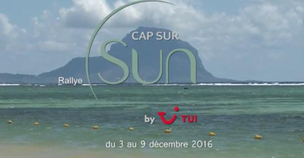 4ème édition du rallye Cap sur Sun by TUI / Passion des îles !