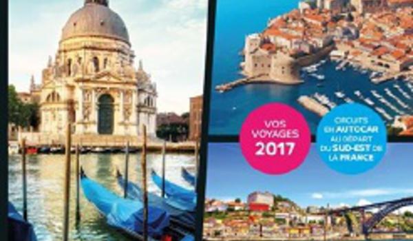 Salaün Holidays : nouvelle brochure dédiée aux circuits autocar au départ du Sud-Est de la France