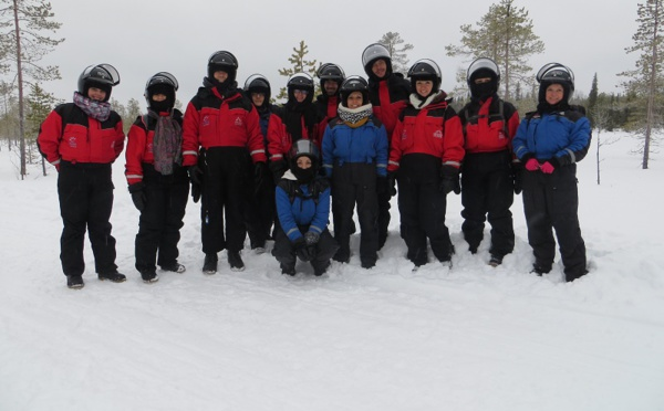 Premium Travel / La Française des Circuits : 10 agents de voyages en Laponie Finlandaise !