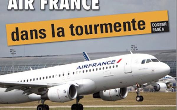 """""""Repères Hebdo"""" n°6 : Air France dans la tourmente"""