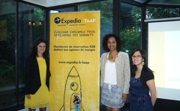 Expedia Travel Agent Affiliate Program (TAAP) spécialement destiné aux agents de voyages